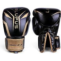 Liberlupus Boxing Gloves for Men & Women, Boxing Training Gloves, Kickboxing Gloves, Sparring Gloves, Heavy Bag Gloves for Boxing, Kickboxing, Muay Thai, MMA