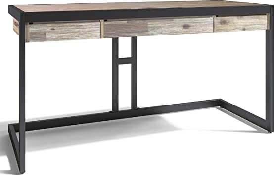 Amazon Com Simpli Home Axcern 14gr Erina Solid Acacia Wood Modern