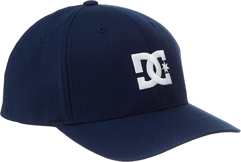 DC Shoes Cap Star-Gorra Flexfit para Chicos 8-16, Hombre: Amazon ...