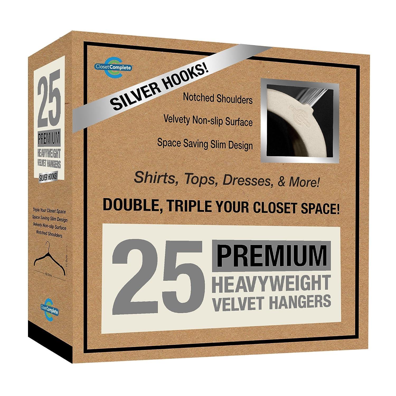 Amazon.com: Closet Complete Premium Quality, True-Heavyweight ...
