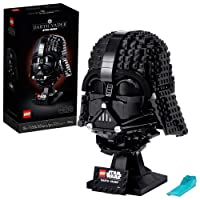 LEGO Star Wars Darth Vader Helmet 75304 Collectible Building Toy, New 2021 (834 Pieces)