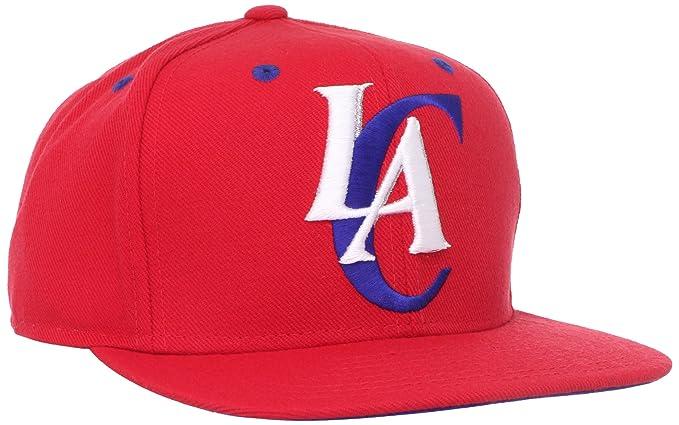 new concept ce7e1 27bf6 Amazon.com   NBA Los Angeles Clippers Retro Snapback Hat   Sports Fan  Baseball Caps   Clothing