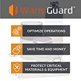 WarmGuard WG100 Insulated Band Style Gas Cylinder