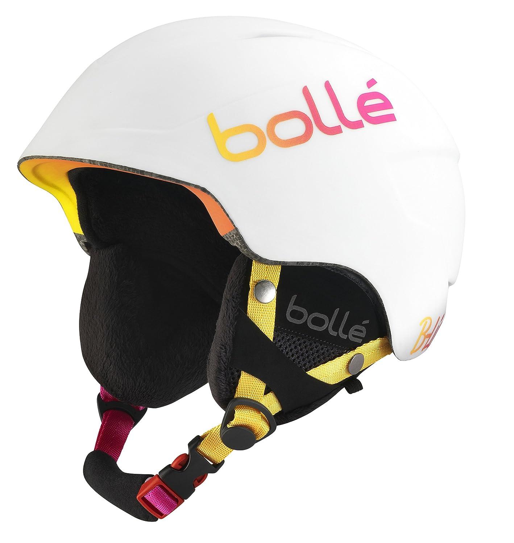 Bollé de esquí B vrouweplein suave blanco rosa cm