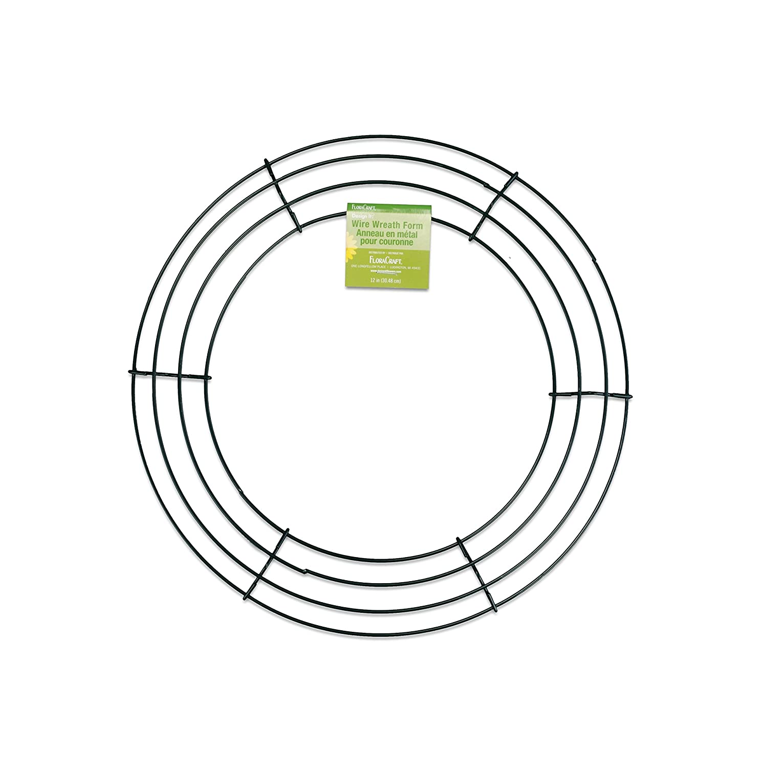wire wreath form - Bindrdn.waterefficiency.co