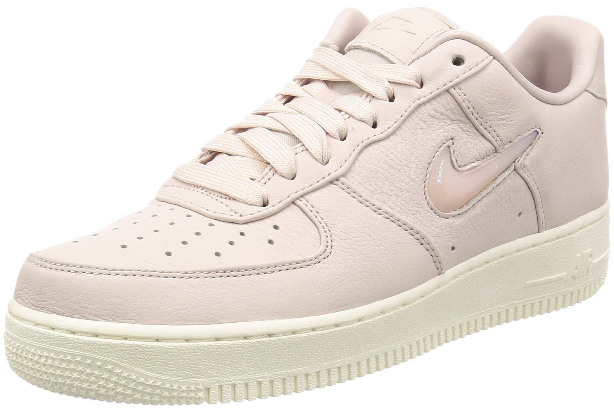 Nike Mens Air Force 1 Retro PRM Jewel Pack Silt Red/Sail Leather Size 12