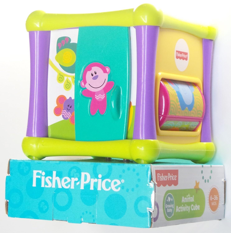 Amazon.com: Cultivo de bebé ® Animales Actividad Cube: Toys ...