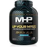 MHP Up Your Mass Supplement, Vanilla, 4.6 Pound