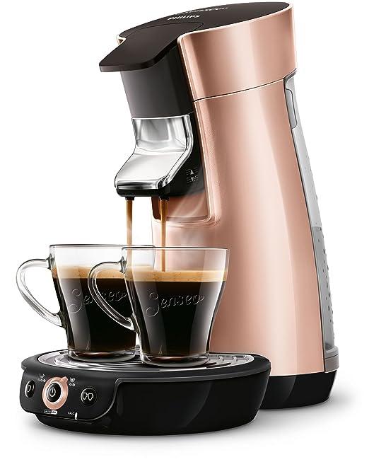Senseo Viva Café HD7831/30 - Cafetera (Independiente ...