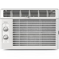 hOme 5000 BTU Window-Mounted Air Conditioner