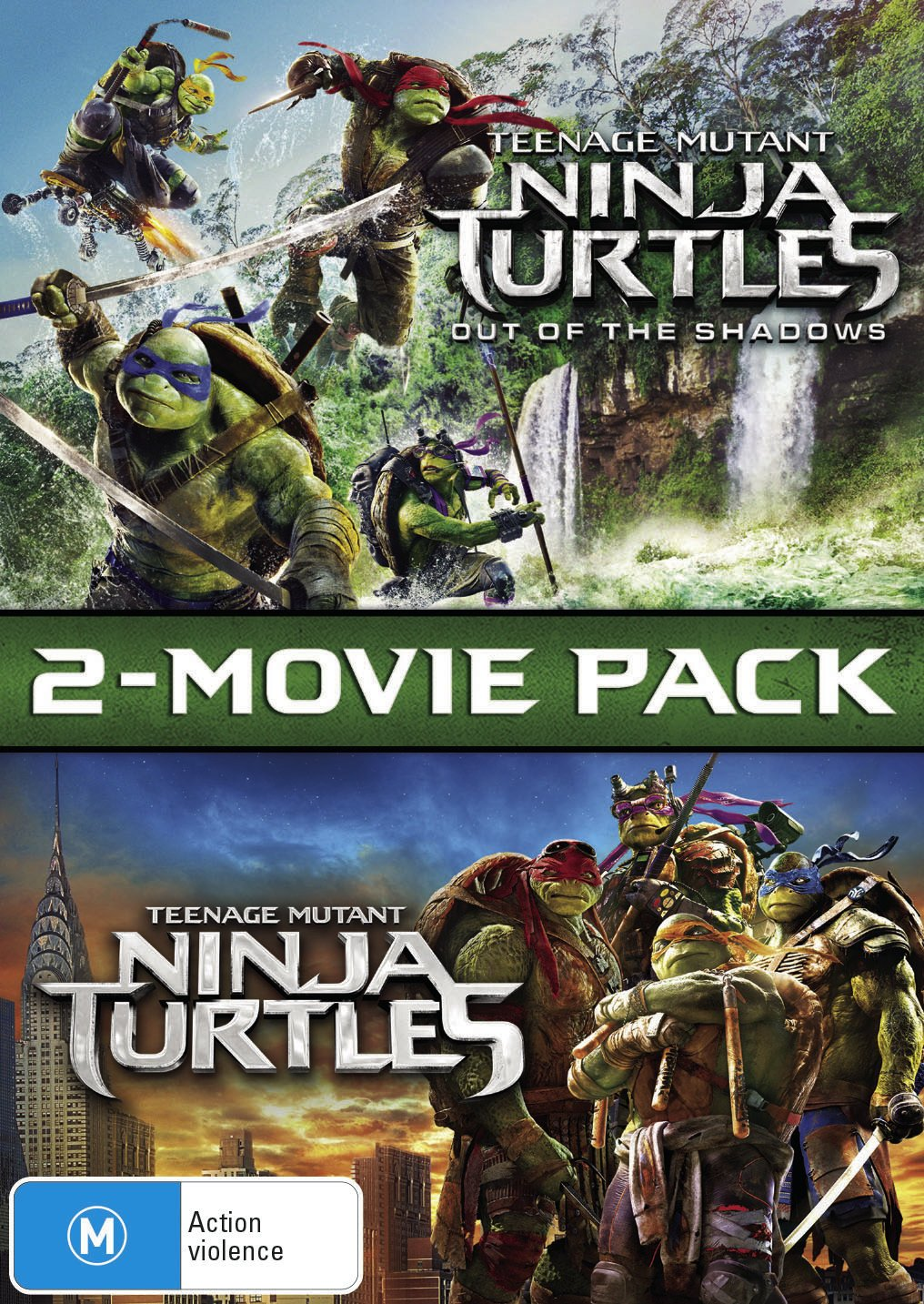 Teenage Mutant Ninja Turtles / Teenage Mutant Ninja Turtles ...