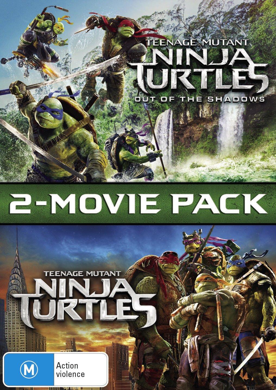 Teenage Mutant Ninja Turtles / Teenage Mutant Ninja Turtles ...
