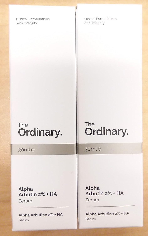 The Ordinary Alpha Arbutin 2 Ha 30ml Pack Of Beauty Ha30ml