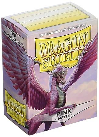 Dragon Shield Paquete de 100 Fundas estándar para Cartas ...