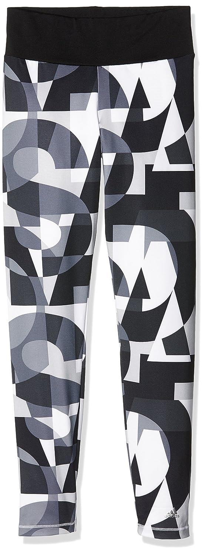 84b47a886f2a56 adidas Mädchen Leggings YG W F Tights  Amazon.de  Sport   Freizeit