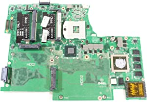 Dell Motherboard Intel 64 MB i7 2630QM 2.0 GHz YW4W5 XPS L702X