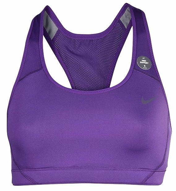 a7a81df2 Amazon.com: Nike Women's Dri-Fit High Shape Training Sports Bra ...