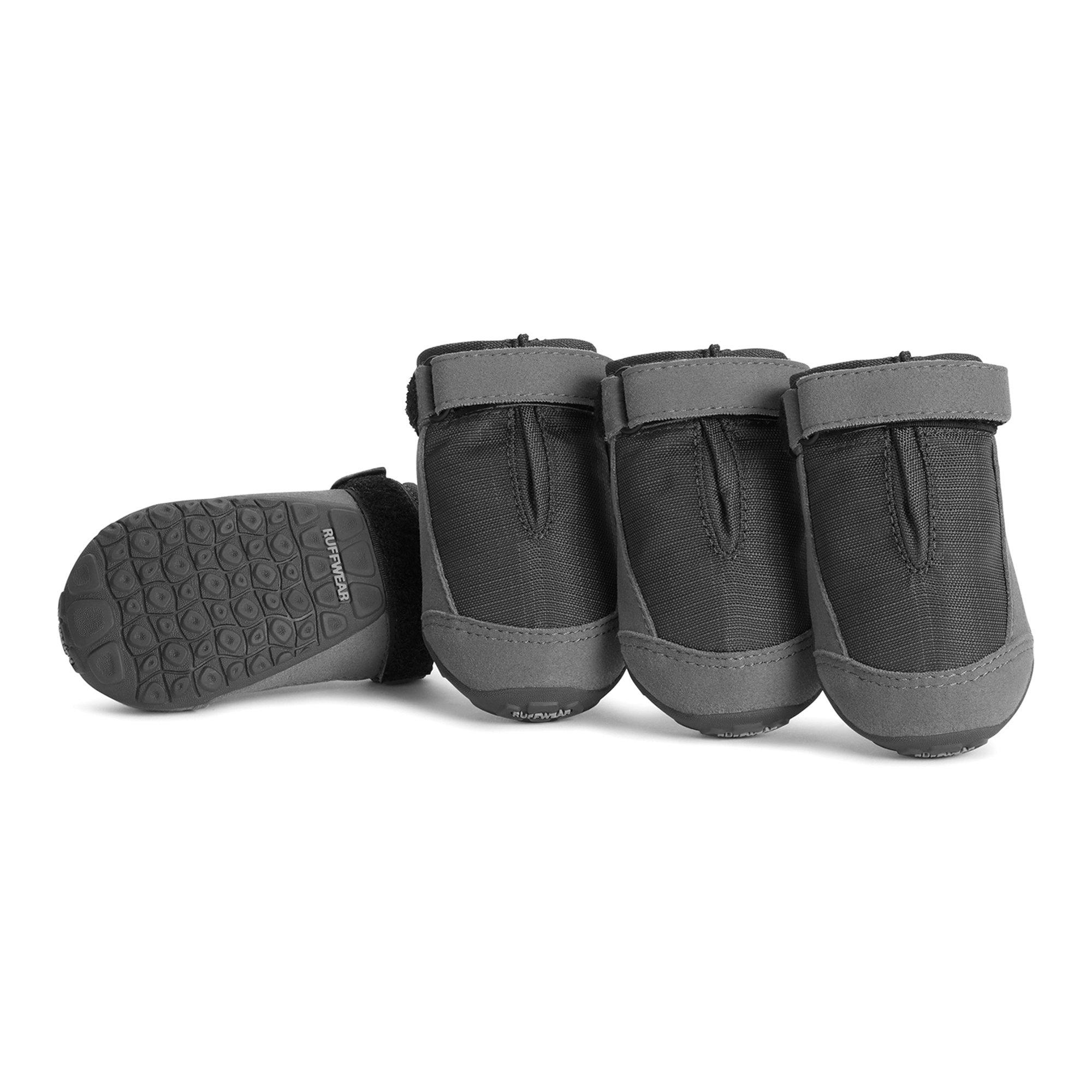 RUFFWEAR - Summit Trex Boots for Dogs, Twilight Gray, 1.5 in (38 mm)