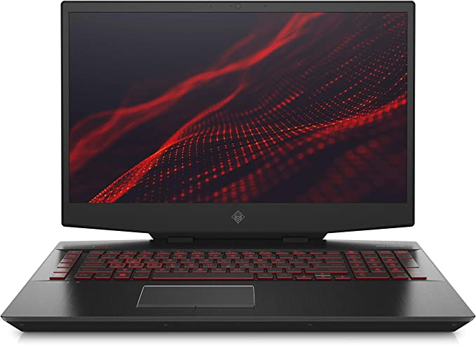 Gaming Laptop 16 GB RAM 17 Zoll HP
