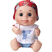 Muñeco Baby Pelón Jorge - Juegaterapia