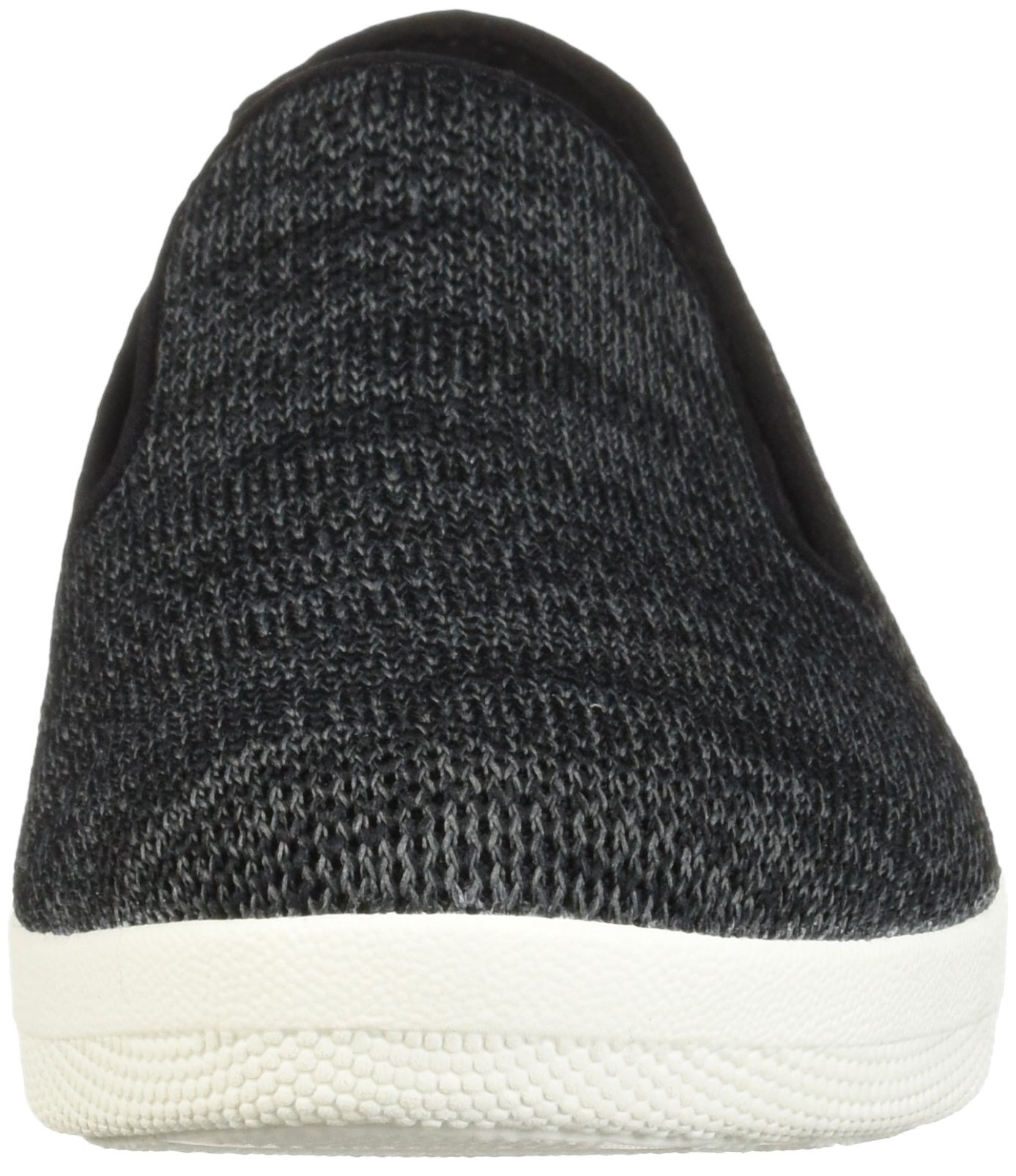 FitFlop Women's Superskate Uberknit Loafers, Black/Soft Grey, 8.5 M US by FitFlop (Image #4)