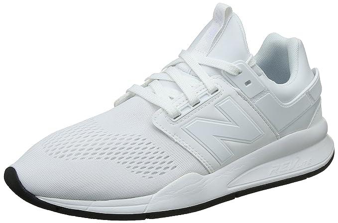 new balance trainers white
