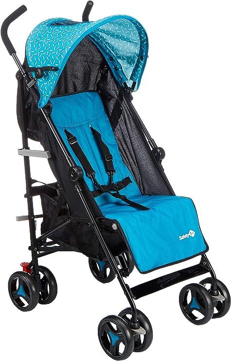 Opinión sobre Safety 1st Rainbow - Carrito multiposición compacto y ligero de 6 meses a 3,5 años, color azul