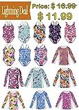 Jxstar Girl Swimsuit UPF 50+ UV Swimsuit Sun