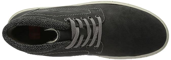 Rieker Men s 30932 Hi-Top Sneakers  Amazon.co.uk  Shoes   Bags c011c83597