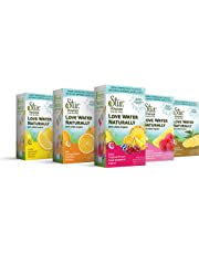 Stur – Powder Drink Mix - Variety Pack (35 Sticks, 70 Servings) – Made with All Natural Flavors, Organic Stevia and Organic Sugar, Contains High Antioxidant Vitamin C