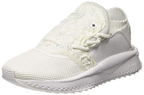 c31c2fe8e9b Puma Women s Tsugi Shinsei Lace White Sneakers  Buy Online at Low ...