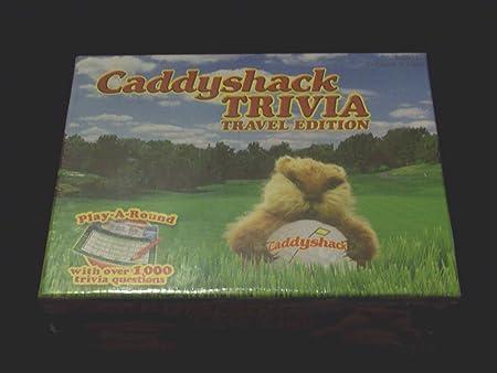 Caddyshack Trivia - Travel Edition