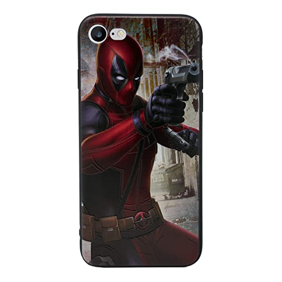 3d deadpool case iphone 7