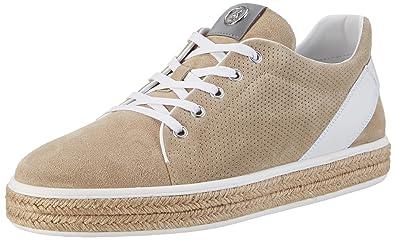 Bogner Elba M1, Sneakers Basses Homme - Beige - Blanc Ivoire, 46