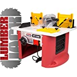 Bosch ra1181 benchtop router table amazon diy tools lumberjack rt1500 1500w bench top router table with intergrated router keyboard keysfo Image collections