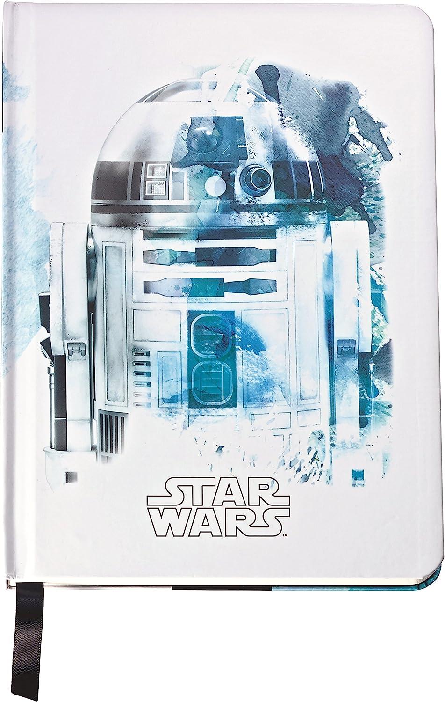 EXCLUSIVE PREMIUM NOTEBOOK STAR WARS R2-D2 JOURNAL