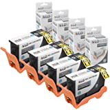 SuppliesOutlet Remanufactured Ink Cartridge Replacement for Lexmark 18C2090 18C2080 Black,1 Pack