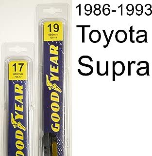 "product image for Toyota Supra (1986-1993) Wiper Blade Kit - Set Includes 19"" (Driver Side), 17"" (Passenger Side) (2 Blades Total)"