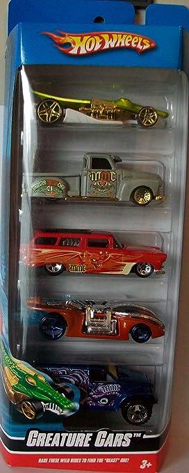 Hot Wheels 2009 5 Pack