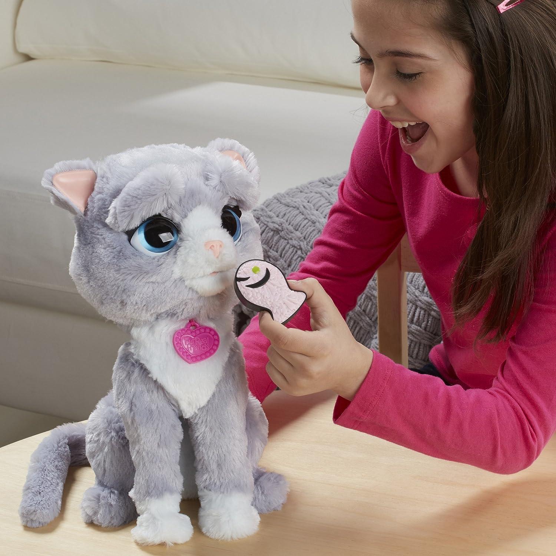 Furreal friends baby snow leopard flurry review robotic dog toys - Furreal Friends Baby Snow Leopard Flurry Review Robotic Dog Toys 21