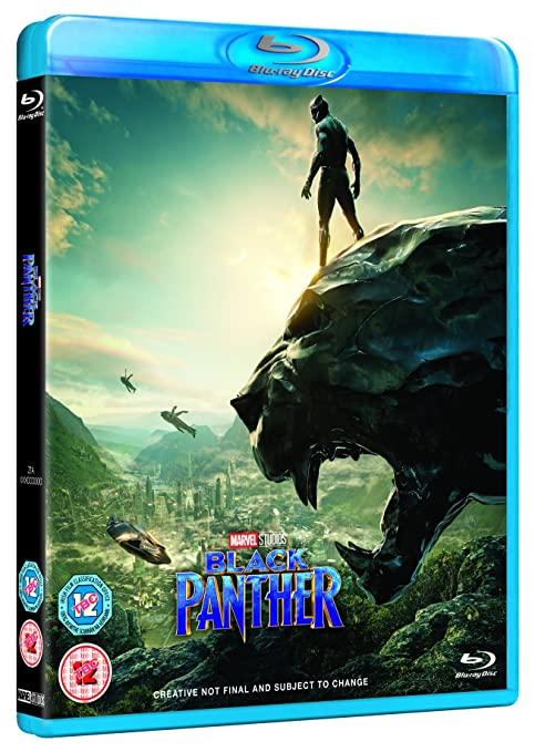Buy Black Panther Blu-ray