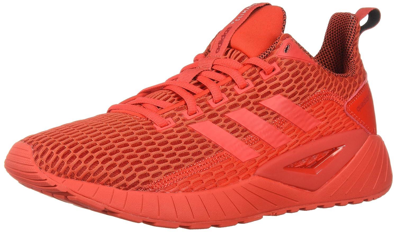 adidas Men's Questar Cc Running Shoe B075QJKPNC 8.5 D(M) US|Core Red, Core Red, Light Scarlet