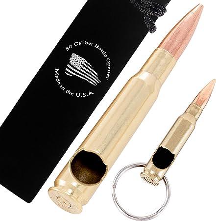 Amazon.com: Caliber BMG - Abridor de botellas de bala y ...