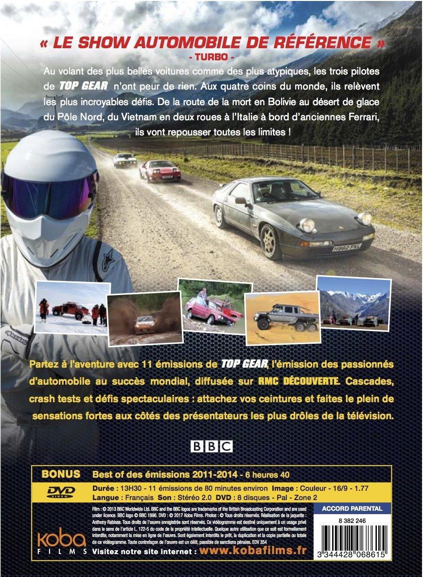 Coffret top gear chrono, vol.1 et 2 [Francia] [DVD]: Amazon.es: Richard Hammond, Jeremy Clarkson, James May, Ben Collins: Cine y Series TV
