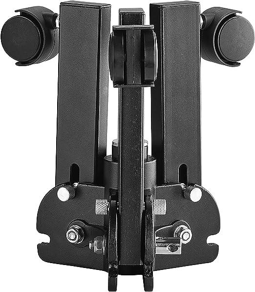 Walimex Pro Boden Rollstativ Kompakt 15cm Schwarz Kamera