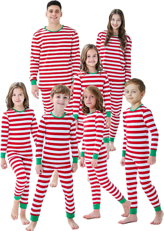 Little Pajamas Holiday Family Matching Pajamas Sets Toddler Pjs Sleepwear