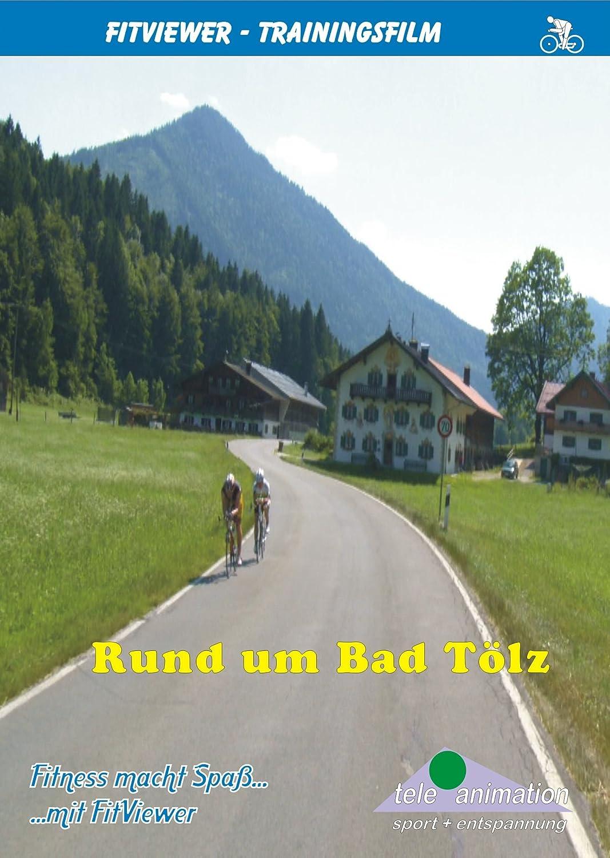 FitViewer Indoor Video Cycling Deutschland Rund um Bad T/ölz