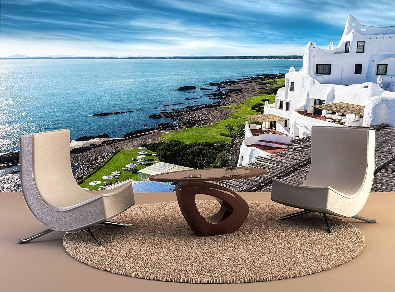 YBHNB Casapueblo Punta del Este Playa Uruguay Impresión De La ...