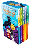 Hopeless Heroes: The Greek God 5 Book Collection 5 Box Set (Here Comes Hercules!, Hera's Terrible Trap!, Arachne's Golden Gloves!, Problems with Pythagoras!, Apollo's Mystic Message!)