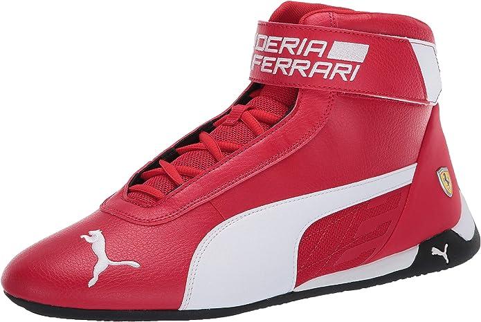 PUMA Ferrari R-cat Mid Sneaker   Amazon